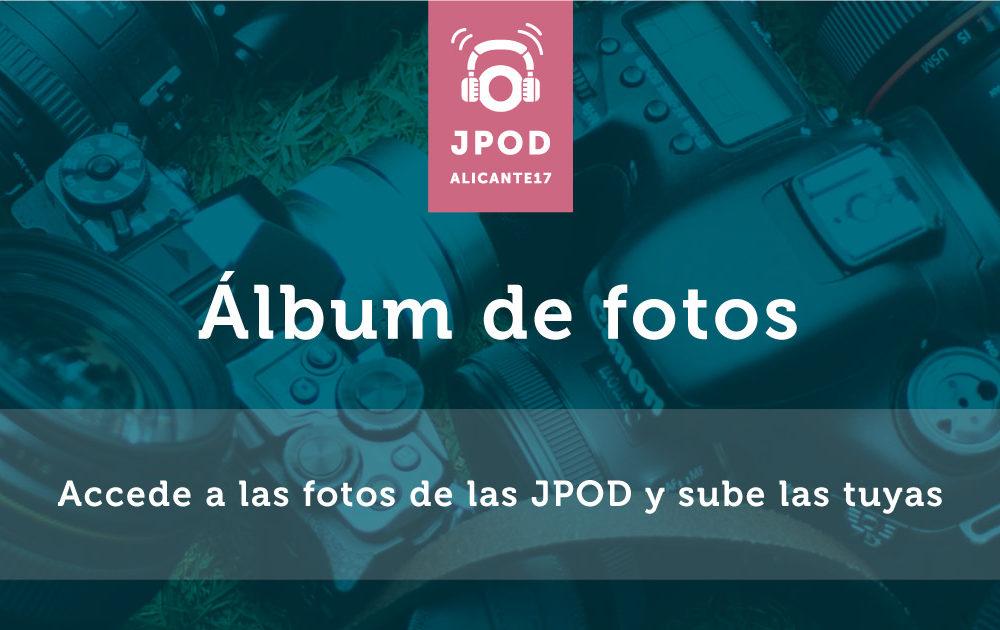 Album fotos jpod